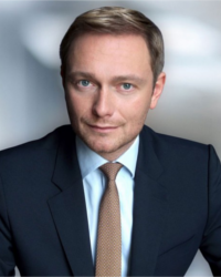 Christian Lindner Portrait