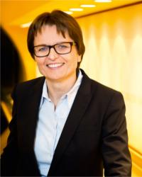 Irmgard Freidler, Geschäftsführende Gesellschafterin des Nudelproduzenten Alb-Gold (Trochtelfingen, Schwäbische Alb)