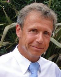 Jochen Mieg, Geschäftsführender Gesellschafter des Tipp-Kick-Herstellers Edwin Mieg (Villingen-Schwenningen)