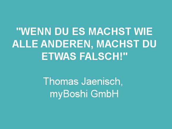 Zitat Jaenisch