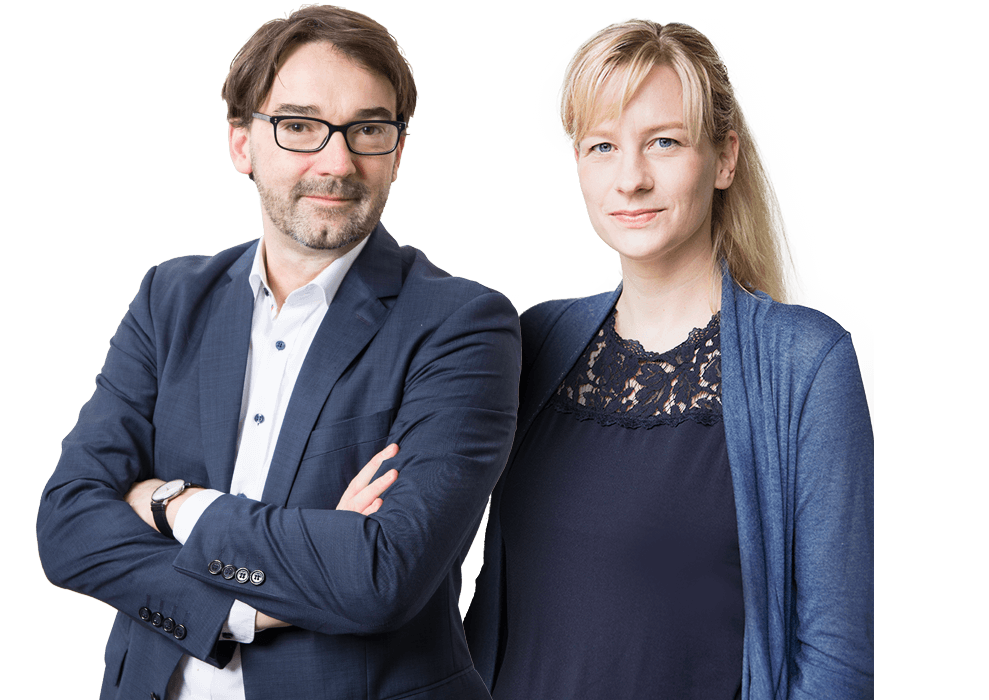 Nikolaus Förster und Nicole Basel